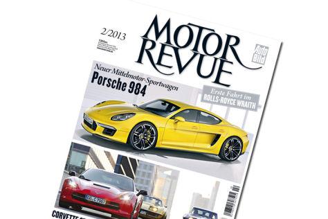 Motor Revue 2/2013