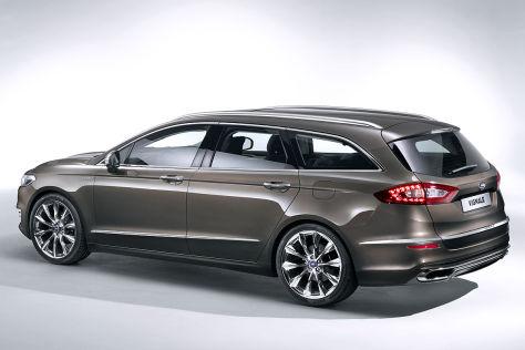 Ford Mondeo Turnier Vignale Concept