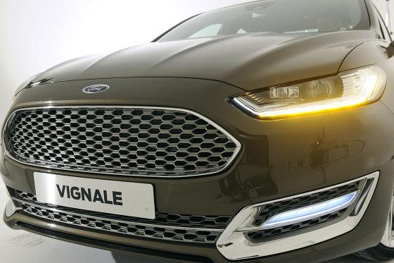 Ford Vignale Mondeo Turnier