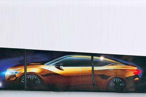 Nissan Maxima Designstudie