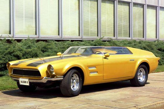 Mustangs ohne Herde