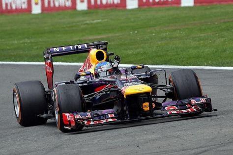 Sebastian Vettel könnte zum dritten Mal in der Formel 1 in Monza gewinnen