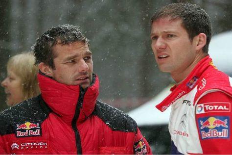 Ein echtes Duell zwischen Loeb und Ogier findet dieses Jahr leider nicht statt...