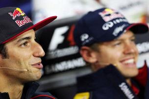 Offiziell: Ricciardo folgt bei Red Bull auf Webber
