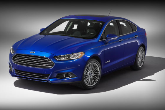 Ford Fusion (Mondeo) Hybrid