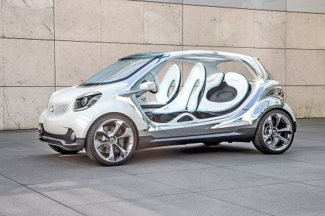 Smart fourjoy electric drive