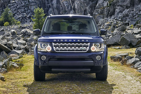 Land Rover Discovery (Facelift 2013)