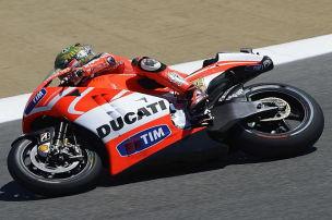 Bleibt Ducati beim Aluminium-Rahmen?