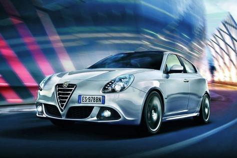 Alfa Romeo Giulietta: IAA 2013