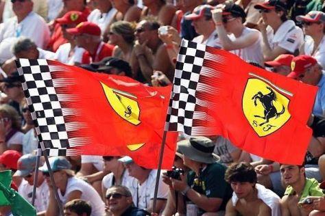 Ferrari kann sich auf unbedingte Unterstützung beim Heimspiel verlassen