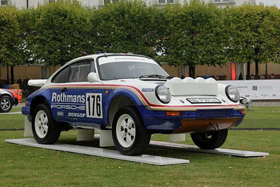 Porsche 911 Carrera 4x4 Paris-Dakar Typ 953 (1983)