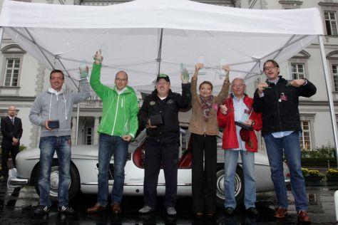 Schloss Bensberg Classics 2013: Rallye Historique