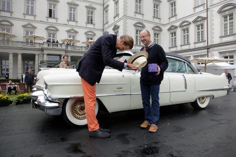 Schloss Bensberg Classics 2013: Concours d'Elegance