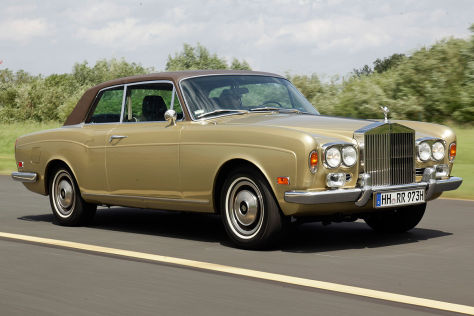 Rolls-Royce Corniche Two Door Saloon