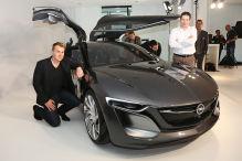 Was kann der Opel Monza?