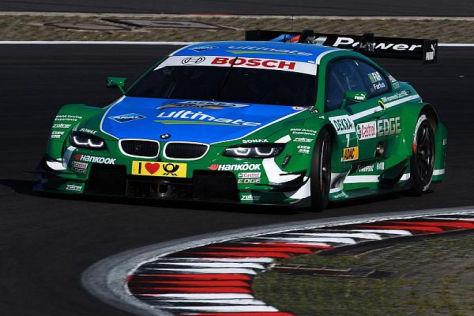 BMW-Pilot Augusto Farfus hat noch gute Chancen auf den Vizetitel