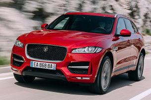 Jaguar F-Pace (2016): Fahrbericht