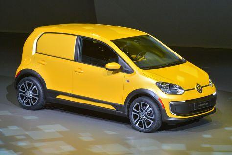 VW e-load Up: IAA 2013