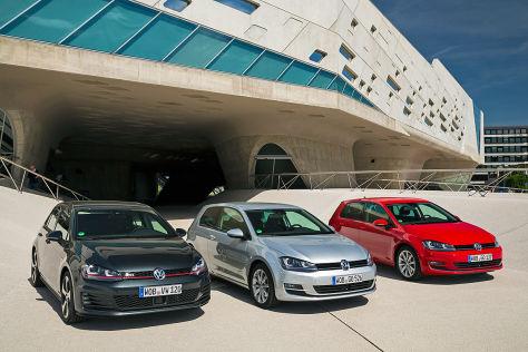 VW Golf, VW Golf GTI