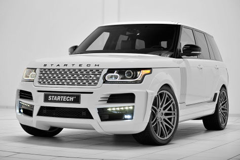 Range Rover  Widebody Breitversion von Startech