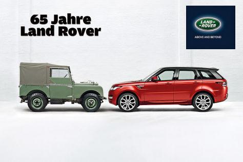 Land Rover Defender von 1958