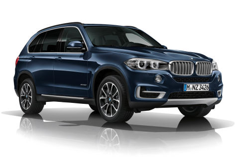 BMW Concept X5 Security Plus: IAA 2013