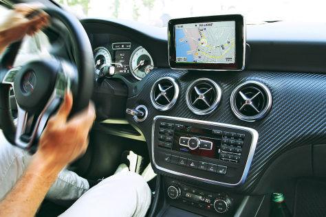 Servolenkung bei Mercedes
