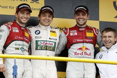 Augusto Farfus feierte den dritten Sieg seiner DTM-Karriere