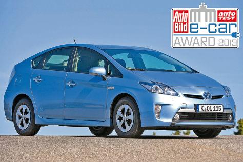 e-car 2013: Toyota Prius Plug-in