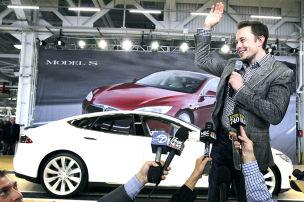 Tesla plant autonomes Elektroauto