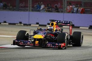Eine Klasse für sich: Vettel dominiert in Singapur
