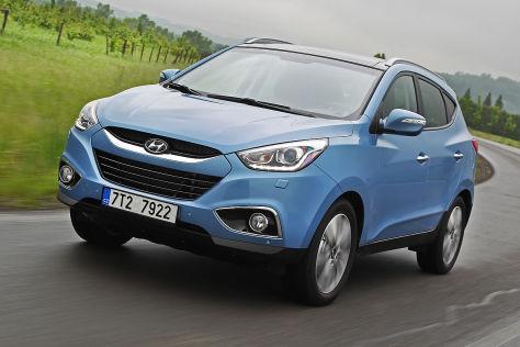 Hyundai ix35 Facelift 2013