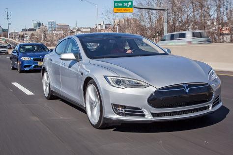Tesla Model S: Erfolg in Norwegen