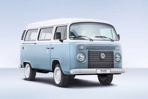VW T2 Kombi Last Edition