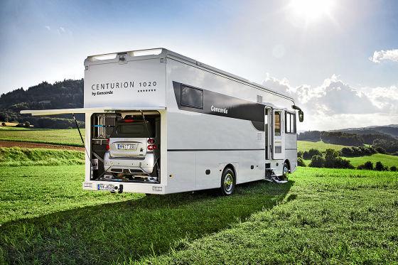 niesmann concorde centurion liner 1020 g. Black Bedroom Furniture Sets. Home Design Ideas