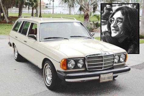 Mercedes 300 TD John Lennon