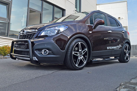 opel mokka by steinmetz tuning 2013. Black Bedroom Furniture Sets. Home Design Ideas