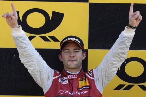 Wie schon 2011 ist der Caipirinha-Audi der Dienstagen des DTM-Champions