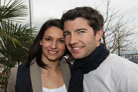 Mike Rockenfeller mit Freundin Susanne: Glücklich in der Schweiz
