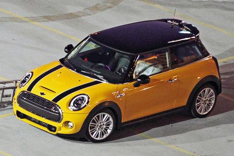 Mini 2014: Neue Motoren