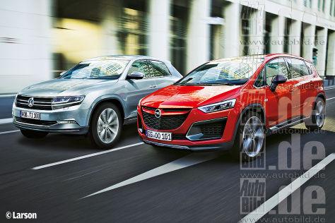 Opel und VW Zukunft