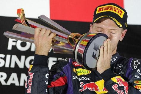 Trotz seiner starken Leistungen ist Sebastian Vettel nicht