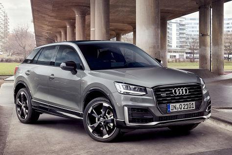Audi Q2 (2016): Vorstellung, Motor, Marktstart, Preis - autobild.de