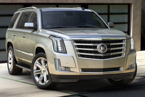 Cadillac Escalade (Modelljahr 2015)