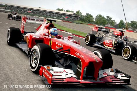 F1 2013: Neuauflage des Kult-Games