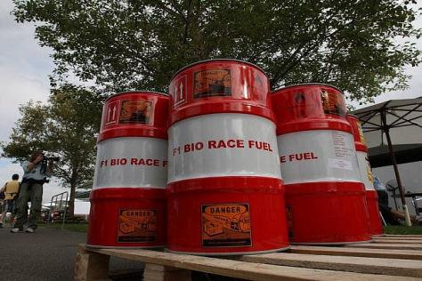 In der Formel 1 wird es auch in Zukunft kein einheitliches Benzin geben