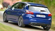 Peugeot 308 GTi (IAA 2015): Fahrbericht