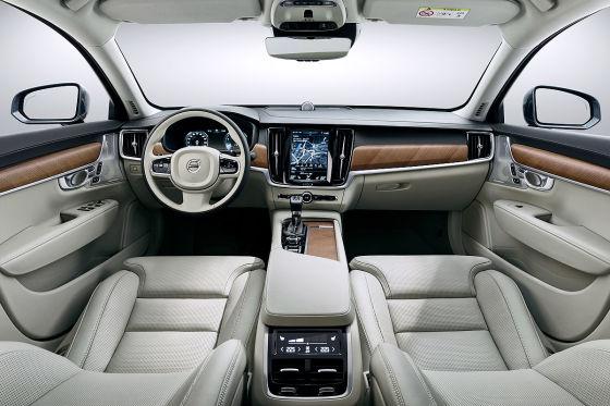 Der neue Volvo S90!