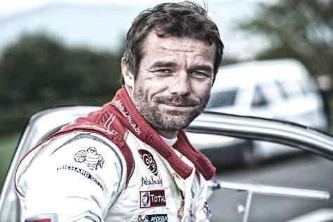 Sebastien Loeb beendete seine WRC-Karriere im Straßengraben