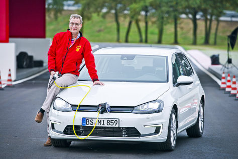 VW Golf Plug-in (2014): Fahrbericht